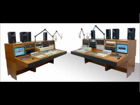 fm Radio Station Equipment fm Radio Studio Equipment And
