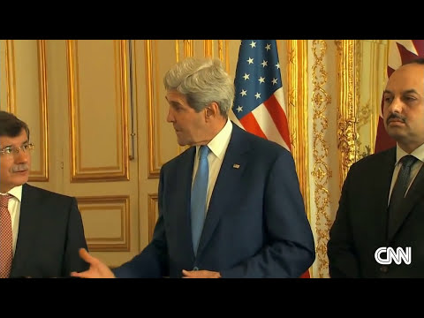 Kerry: Libya evacuation not permanent