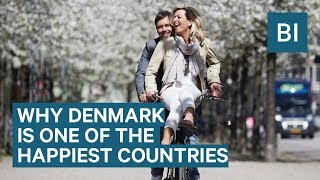 Why Denmark Is One Of The Happiest Countries In The World