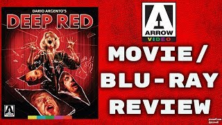 DEEP RED (1975) - Movie/Blu-ray Review (Arrow Video)