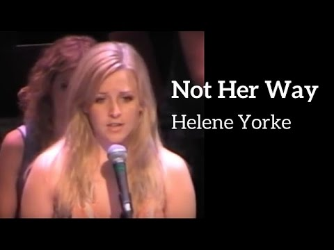 Not Her Way - Tales From The Bad Years