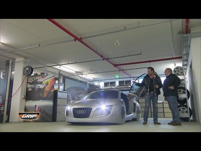 Die heiligen Hallen von Audi - GRIP - Folge 317 - RTL2 ...