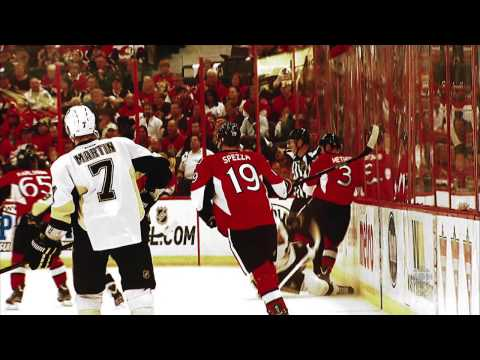 May 22, 2013 (Pittsburgh Penguins vs. Ottawa Senators - Game 4) - HNiC - Opening Montage