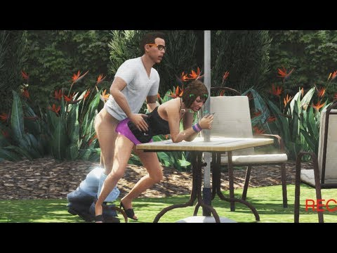 Gta 5 - Filming A Sex Scene - (gta V Lets Play #29) video