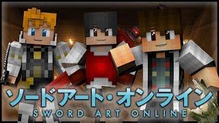 "Minecraft Sword Art Online Roleplay Episode 8 - ""Legendary!"" [Minecraft Anime Roleplay]"