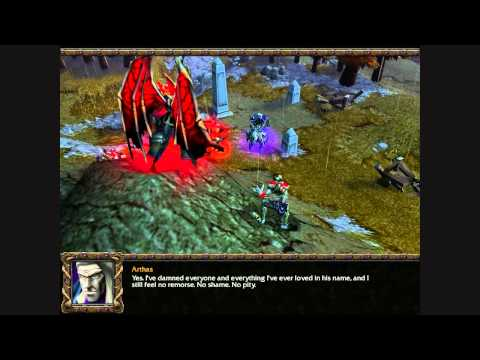 Warcraft  III - Reign of Chaos --- The Movie