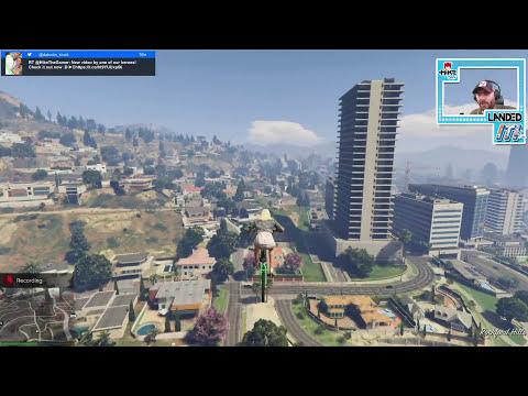 NEW GTA 5 PC MOD - Crazy FLYING MOD - GTA MOD: Cars, SPEED, Character, Weather (GTA 5 MOD)