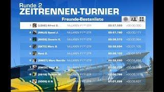 Real Racing 3 RR3 - WTT - 00:57:589 - Nurburgring Sprint Circuit - McLaren P1 GTR