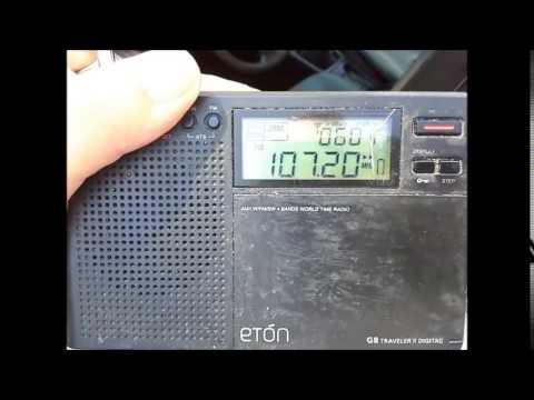 FM DX Tropo receptions radios from Italy Libya mal