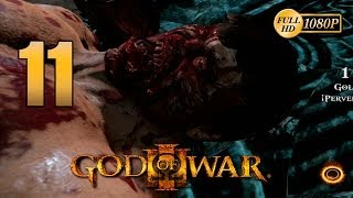 God of War 3 PS3 | Boss Heracles/Hercules vs Kratos | Walkthrough Parte 11 Español Gameplay HD 1080p