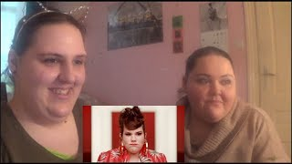 My Reaction Netta Barzilai - Toy (Israel) With My Sister -  Eurovision 2018