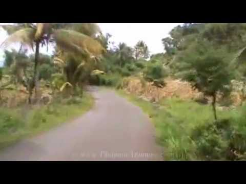 Motorbike ride from a village in Badian to Lambug Beach, Badian, Cebu, Philippines ( 13 )