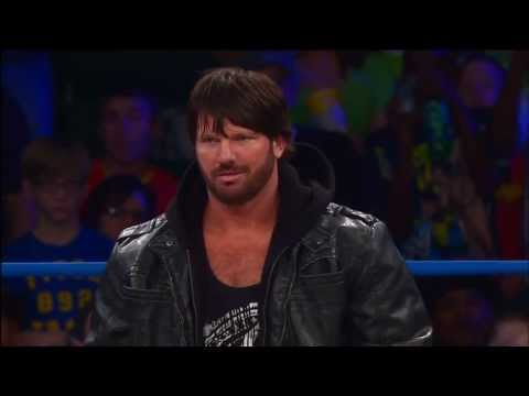 Which Side Did AJ Styles Choose?? - May 16, 2013