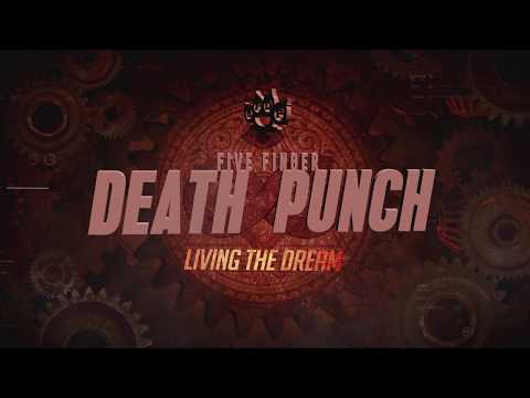 Download  Five Finger Death Punch - Living The Dream    Gratis, download lagu terbaru