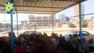 بالفيديو: محافظة السويس تحتفل بيوم اليتيم العربي على النغمات االموسيقية