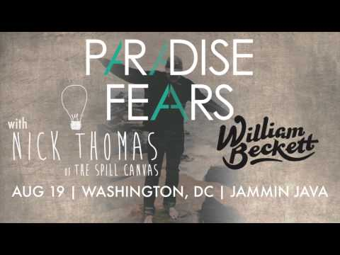 Paradise Fears - Live Forever Tour