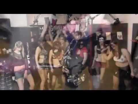 Caro´s Erotik Benefiz Harlem Shake video