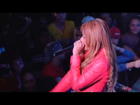 Mc Ludmilla (ex-mc Beyonce) - Dvd Da Nivel A video