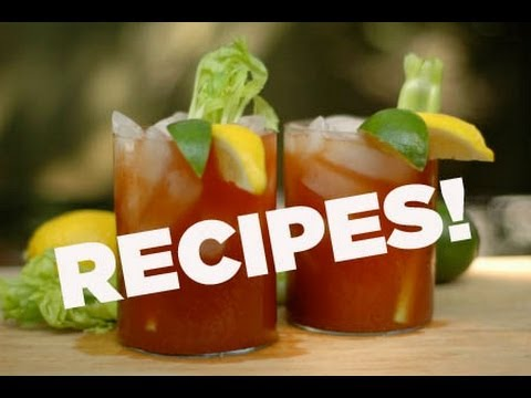 Ultimate Bloody Mary Recipes: Great Ideas for a Summer Party or Brunch!
