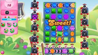 Candy Crush Saga Level 3411 NO BOOSTERS
