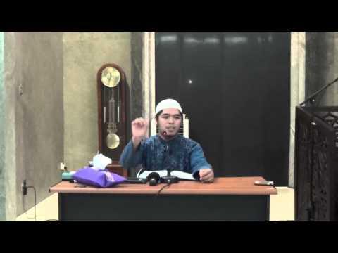 Ust. Muflih Safitra - Al Firqotun Najiyah (Pengertian La Ilaha Illallah)