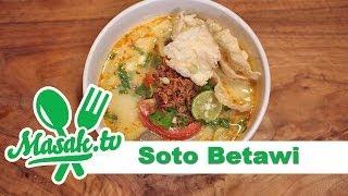 Soto Betawi | Resep #131