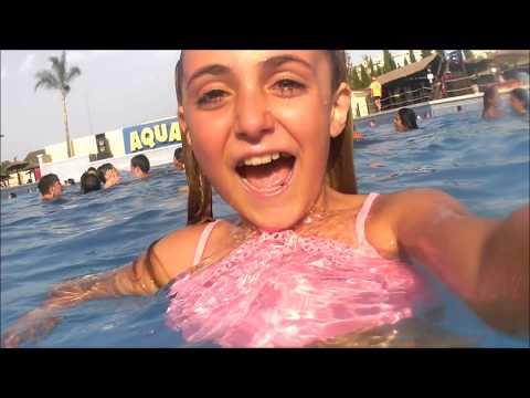 Mega Toboganes En Parque Acu Tico Aqualand Torremolinos Silvia S