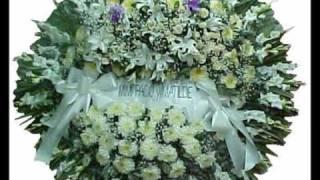 Coronas de flores para funerales