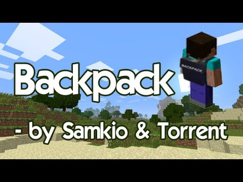 Plugin Showcase - Backpack - WoopaGaming
