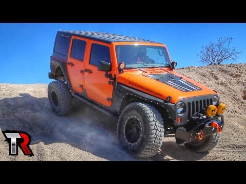 2012 Jeep Wrangler Video Review - Rig Walk-Around Ep. 1
