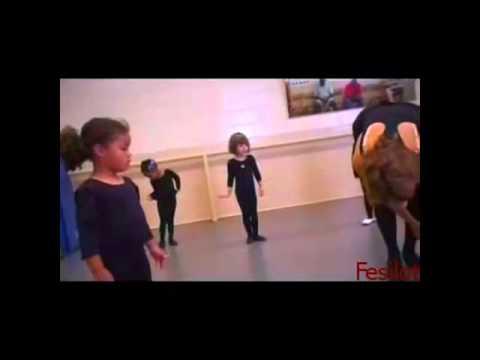 Трагедия первой позиции. Школа балета. Юмор. Дети