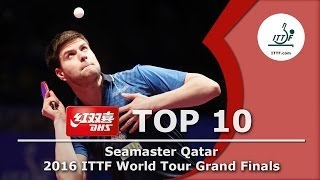DHS ITTF Top 10 - 2016 World Tour Grand Finals