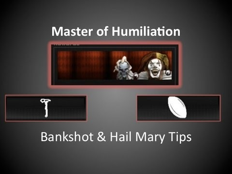 Tips on completing the Master of Humiliation Challenge in Black Ops 2 (Hail Mary and Circus Act) HD