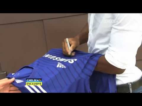 Return of the King: Drogba signs