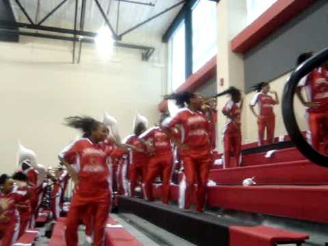 Trotwood High School Band Shaw High School Marching Band