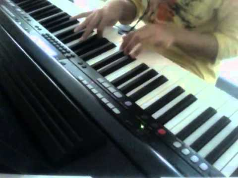 Piano Cover Kiss Me By G.na ( Playfull Kiss Korean Drama Ost ) video