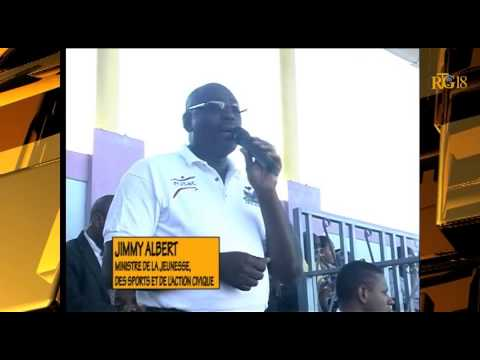 Haiti news: Lancement officiel du championnat interscolaire de foot-ball.