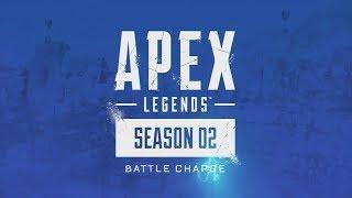 Apex legends Season 2 Trailer and Champion Reveal