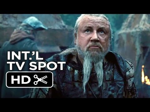 Noah International TV SPOT 2 (2014) - Russell Crowe, Anthony Hopkins Movie HD