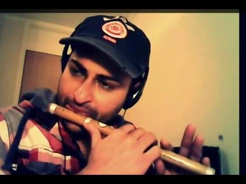 Chupke Se Snehithane Cover Flute