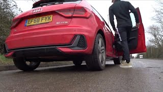 NEW AUDI A1 - Drive and Giveaway WINNER!