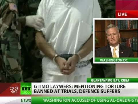 'Gitmo use of tortured evidence forced me to resign' - Ex-Prosecutor