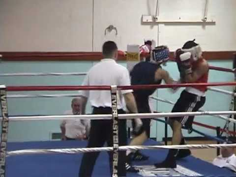 16 Year Old Zachary Ochoa - 2x NY Junior Olympic Boxing Champion Video