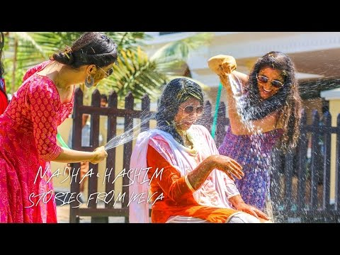 Wedding Story of Nadha & Hashim at Kerala