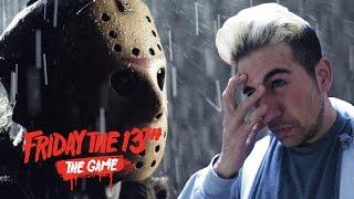 EL DIA MAS SANGRIENTO DEL AÑO !! OMG | FRIDAY THE 13th: THE GAME - ElChurches