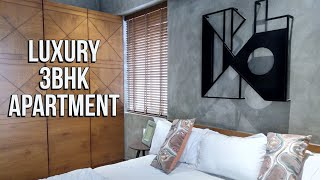 Luxury 3bhk Apartment for Sale Video Tour Model Apartment behind Manyata Tech Park