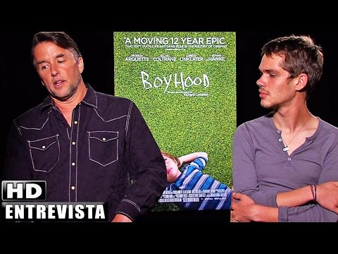 BOYHOOD Entrevista 2014 Subtitulado