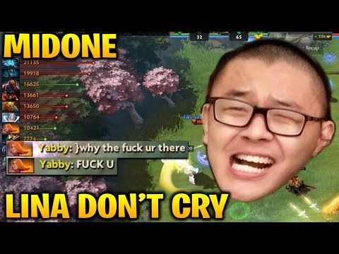 Midone Storm Spirit: How to make your Enemy Cry Dota 2