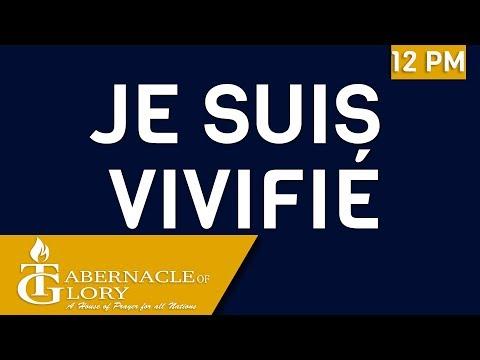 Frère Stanley Gabriel - Je Suis Vivifié I Tabernacle of Glory I 12 PM Service