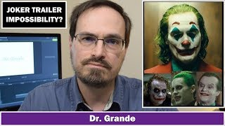 Is the Joker's Mental Health and Personality Profile Possible in Real Life?